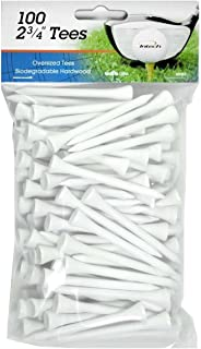 "Intech 2 3/4"" Golf Tees 100 Pack (White)"
