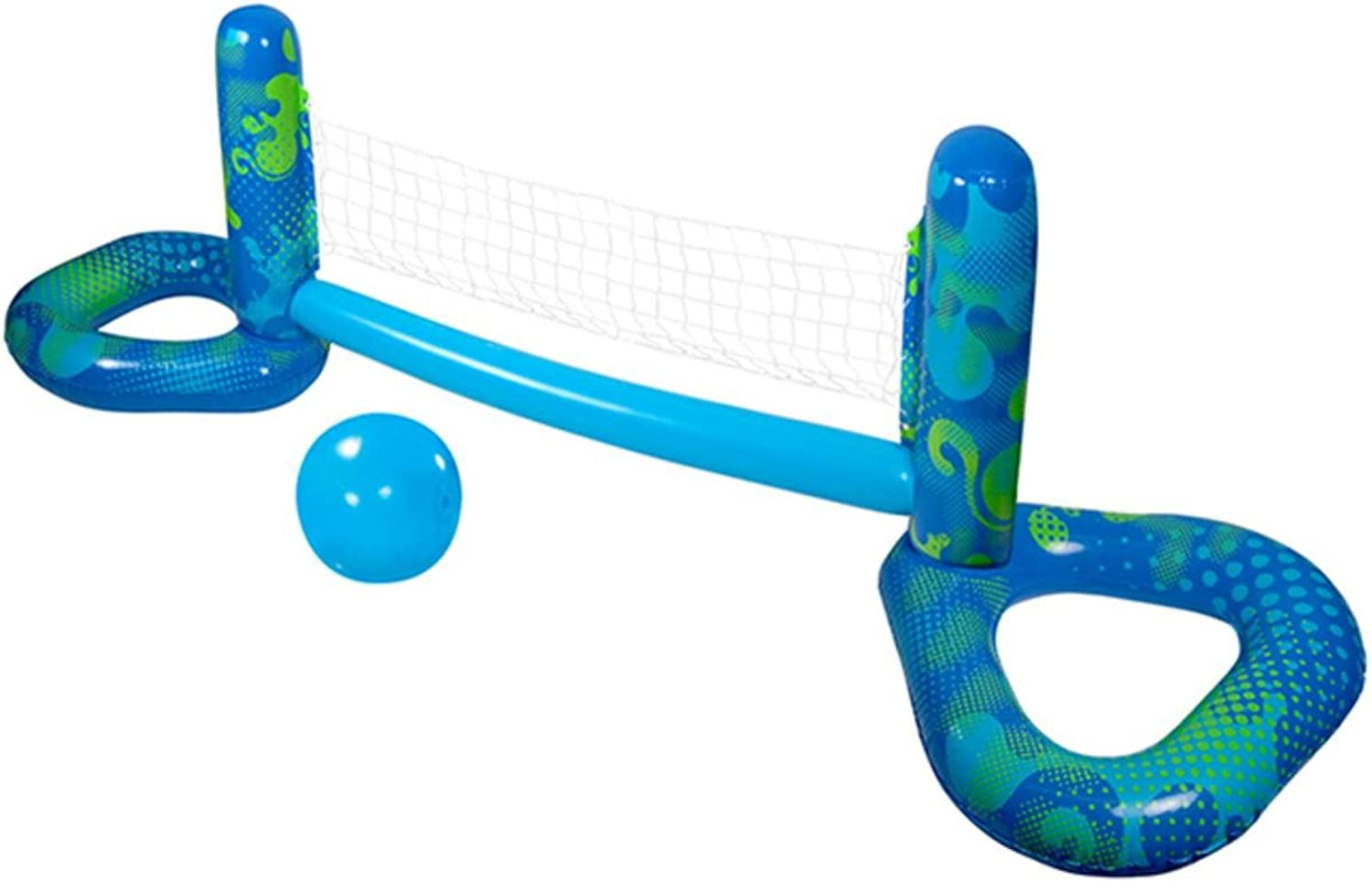 90  Aqua Fun Inflatable Swimming Pool Volley Ball Game