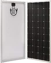 Richsolar 180 Watt 12V Solar Panel High Efficiency Monocrystalline Module RV Marine Boat Off Grid