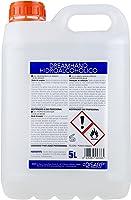 GERMESAN GEL HIGIENIZANTE.Gel hidroalcohólico,antibacterias de secado instantáneo. Garrafa 5l (1)