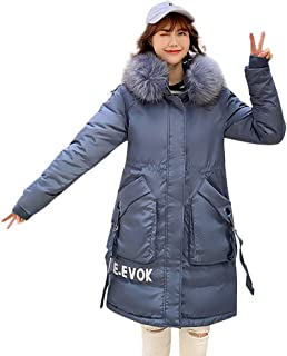 Fashion Outerwear Solid Long Sleeve Hooded Women Girl Pockets Jackets Coats