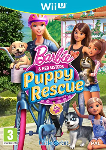 Barbie And Her Sisters Puppy Rescue [Importación Inglesa]