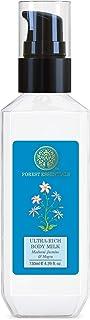 Forest Essentials Ultra-Rich Body Milk Madurai Jasmine & Mogra 130ml (Body Lotion)