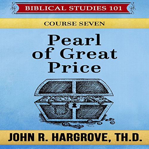 Pearl of Great Price audiobook cover art