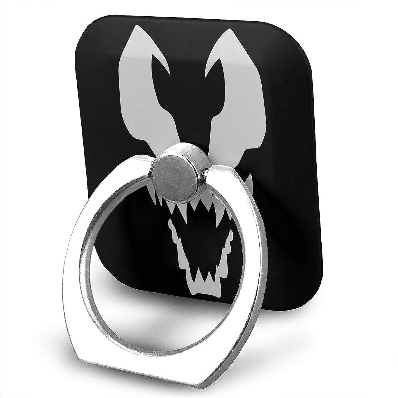 厳密に靴ブリードスパイダーマンのヴェノム スマホリング ホールド リング 指輪リング 薄型 おしゃれ 落下防止 360° ホルダー 強吸着力 IPhone/Android各種他対応