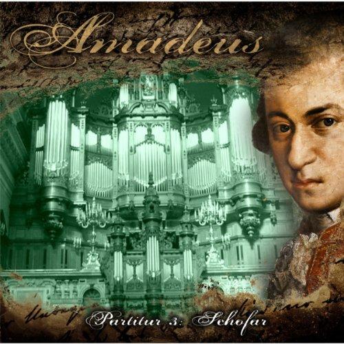 Schofar (Amadeus - Partitur 3) Titelbild