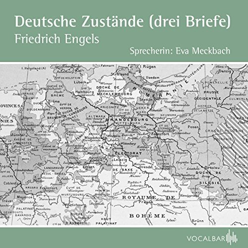 Deutsche Zustände (Drei Briefe) audiobook cover art
