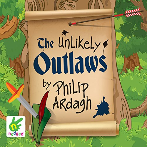 The Unlikely Outlaws cover art