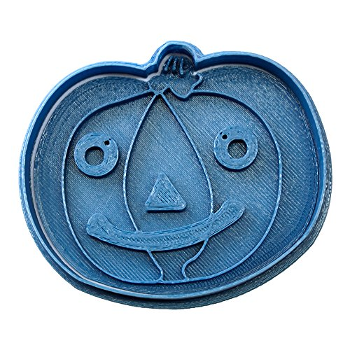 Cuticuter Halloween Calabaza Cortador de Galletas, Azul, 8x7