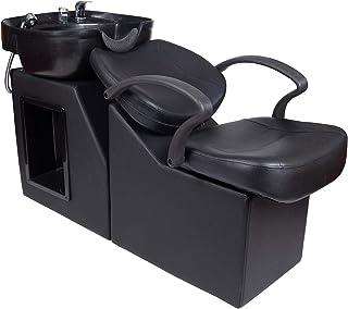 Polar Aurora New Backwash Barber Chair ABS Plastic Shampoo Bowl Sink Unit Station Spa..