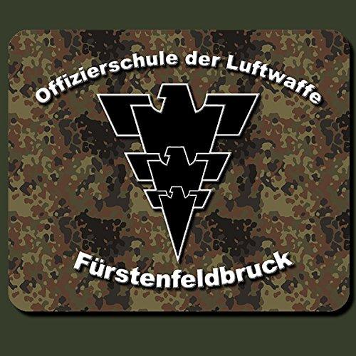 Offizierschule der Luftwaffe in Fürstenfeldbruck ISAF KSK Bundeswehr- Mauspad Mousepad Computer Laptop PC #5900