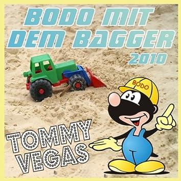 Bodo Mit Dem Bagger 2010