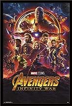 Trends International Avengers: Infinity War-One Sheet Wall Poster, 24.25