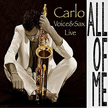 All of Me (feat. Max Santomo) [Live]