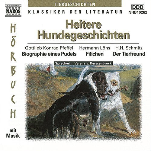 Heitere Hundegeschichten  By  cover art