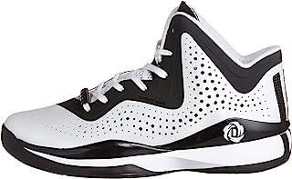 Adidas D Rose 773 Iii Herren-Basketball-Schuh 11 Aluminium-schwarz-weiÃ?