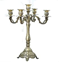 Candlestick Holders American Metal Candle Holders Decoration Romantic Dinner Props Bar Hotel Club Table Decoration Candles...