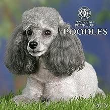 By Zebra Publishing Corp. Poodles 2015 [Calendar]