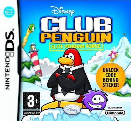 Club Penguin: Elite Penguin Force (Nintendo DS) [Importación inglesa]