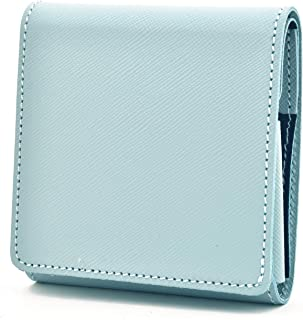 二つ折り財布 池之端銀革店 COM-ONO SLIM 005 JOURNAL 日本製小銭入れ 革財布