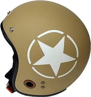 Habsolite EccoDS Open Face Helmet (Desert Storm, Medium)