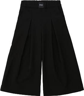 DKNY Pantalón Ancho de Twill Joven