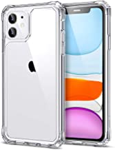 ESR Air Armor Designed for iPhone 11 Case [Shock-Absorbing] [Scratch-Resistant] [Military Grade Protection] Hard PC + Flex...