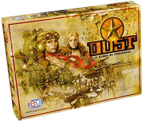 DUST BOARD GAME 1669