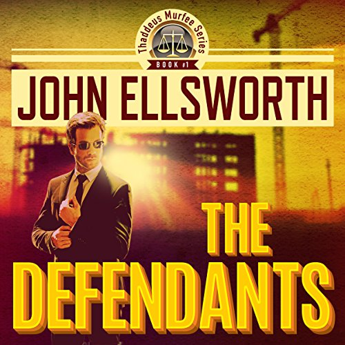 The Defendants audiobook cover art