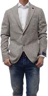 [LARDINI(ラルディーニ)]シングル3Bジャケット 0526AQ EGRP52594 メンズ [並行輸入品]