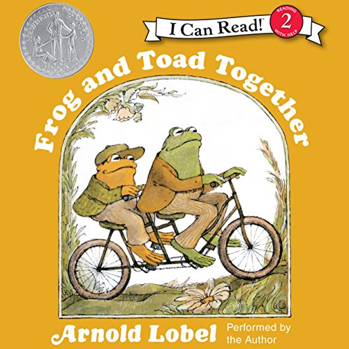 Frog and Toad Together  cover art