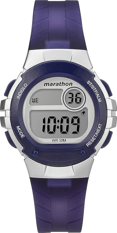 Timex Timex Digital Maratón para Mujer 32 mm