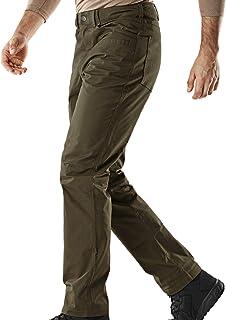 8aa78918 CQR Men's Flex Stretch Tactical Work Outdoor Operator Rip-Stop Trouser Pants  EDC TFP500 /