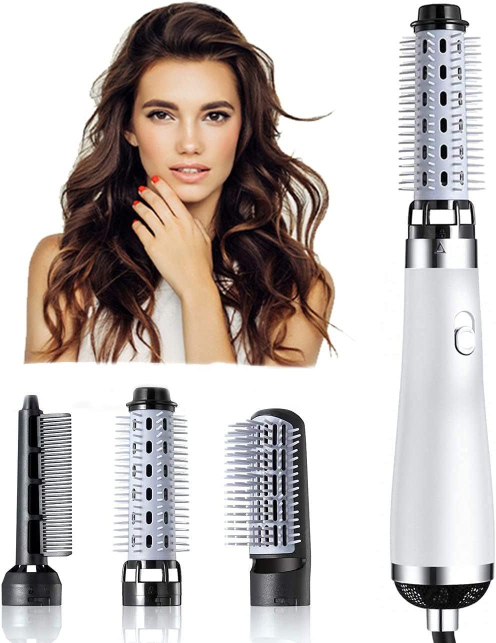 Hair Dryer Arlington Mall Brush Newest Upgrade Max 71% OFF hot Styling and Volumizer