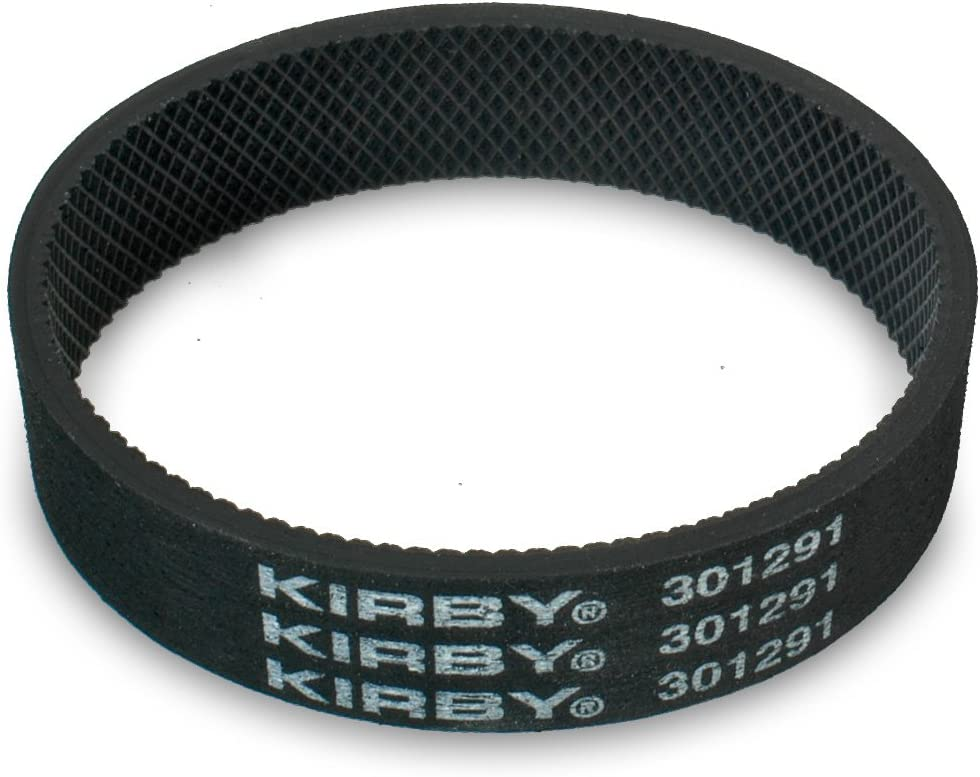 Kirby 301291G Belt-3pk NEW before selling ☆ 1cr Sentria Black A surprise price is realized Ii 3