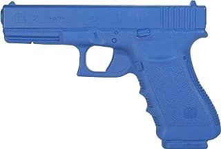 BlueGuns Training Replica Handgun, Non Weighted, Blue, Compatible with Glock 21