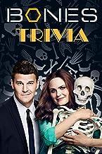 Bones Trivia: Trivia Quiz Game Book