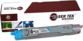 Laser Tek Services Compatible Phaser 6300 Toner Cartridge Replacement for the Xerox 106R01082. (Cyan, 1-Pack)