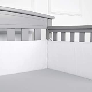 modern crib bumper