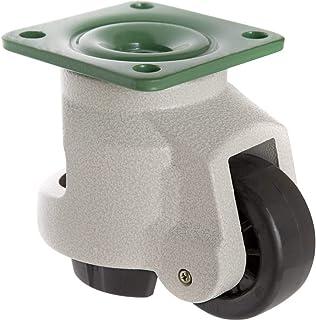 TOOLCRAFT TO-5137971 Zwenkwiel verstelbaar 73mm 1000kg met schroefplaat