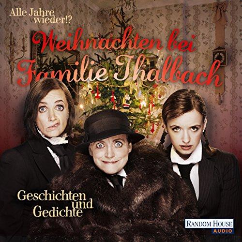 Alle Jahre wieder!? Weihnachten bei Familie Thalbach cover art