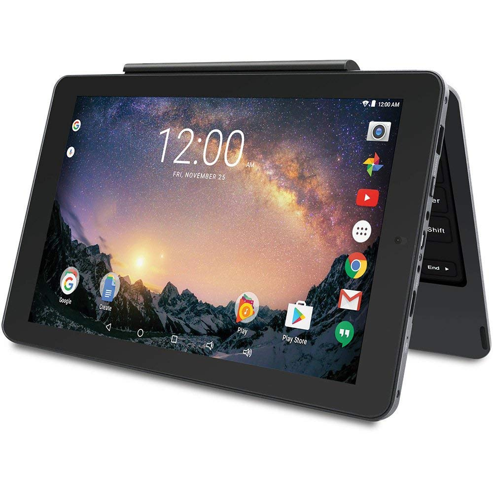 RCA Touchscreen Performance Quad Core Detachable
