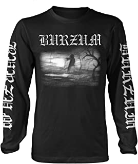 Burzum 'Aske 2013' Long Sleeve Shirt