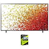LG 86NANO90UPA 86 Inch 4K Nanocell TV (2021 Model) Bundle with Premium 4 Year Extended Protection Plan