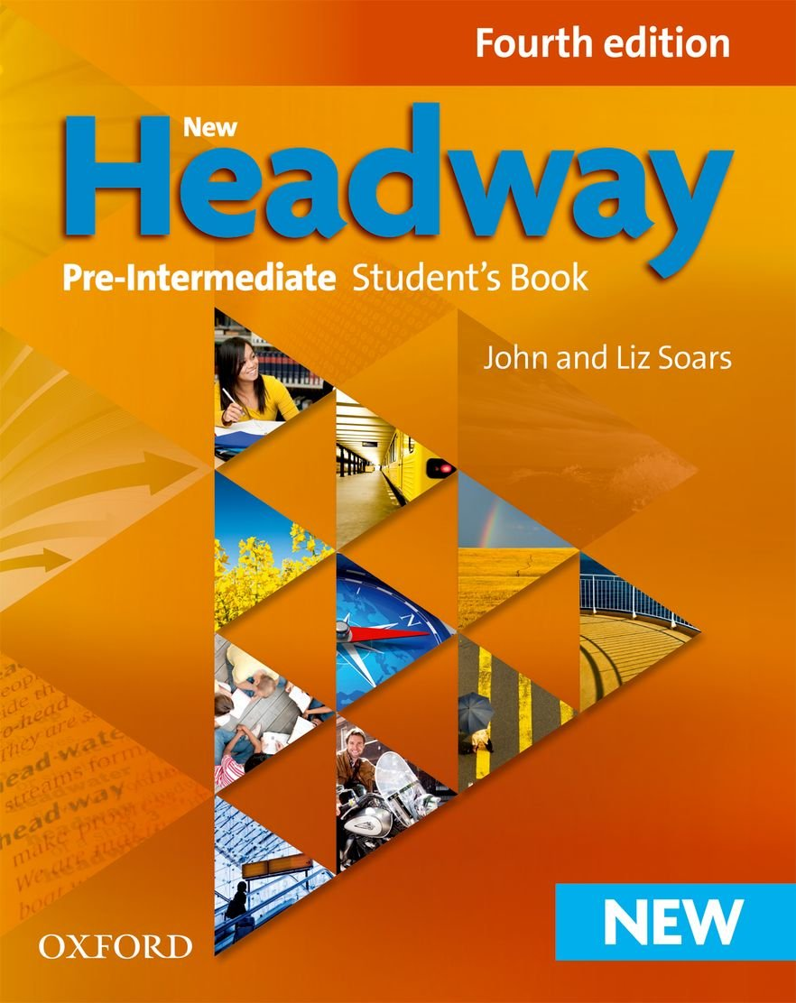 New Headway Pre intermediate Student's Book