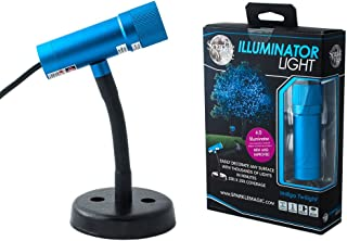 Sparkle Magic Indigo Twilight (Blue) Illuminator Laser Light 4.0 Series (BLI4), Landscape Laser Lights, Christmas Laser Lights