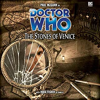 Doctor Who - The Stones of Venice cover art