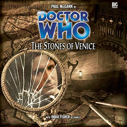 Couverture de Doctor Who - The Stones of Venice