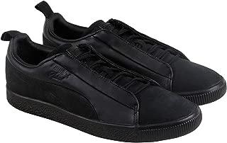 PUMA Unisex x Naturel Clyde Fashion Sneaker Black