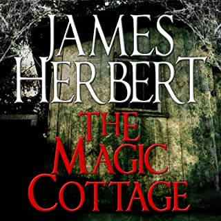 The Magic Cottage audiobook cover art